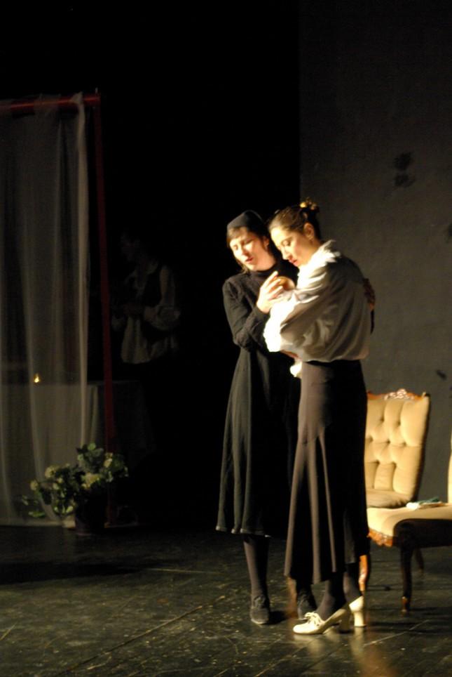 Noces de sang. De Federico Garcia Lorca. Chapiteau Théâtre Compagnie