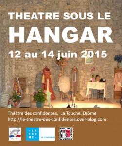 Théâtre sous le Hangar-2015