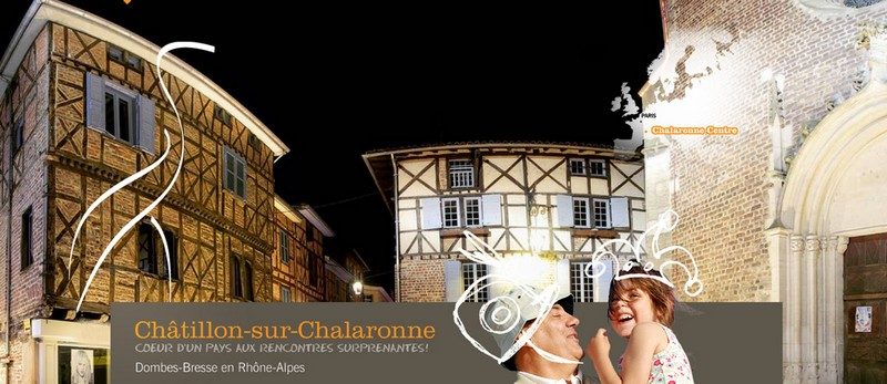 Festival national de th tre contemporain amateur de - Office tourisme chatillon sur chalaronne ...
