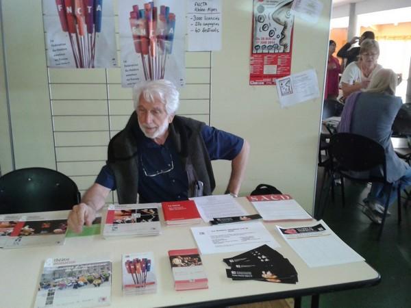 STAND FNCTA Châtillon 2014-2