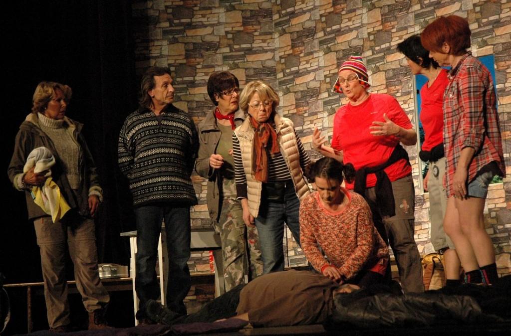Compagnie Théâtre au Village