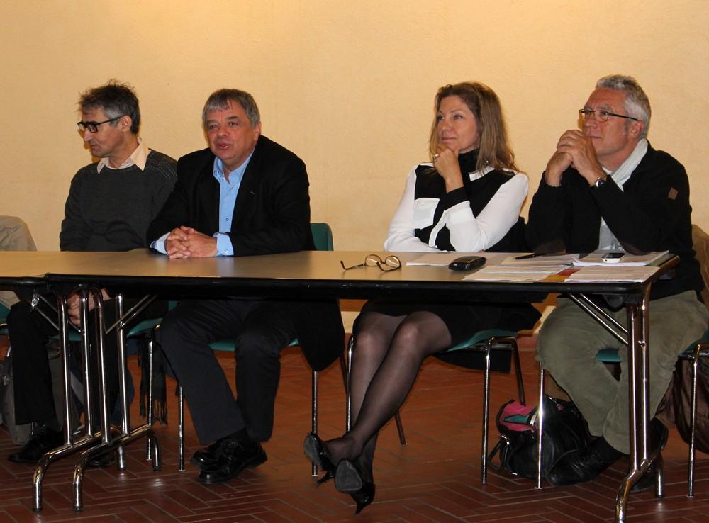 Assemblée générale CD du Rhône Fncta. Invité Jean-Paul Alègre