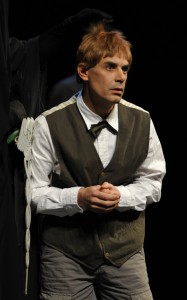 Bernard Lagarrigue. In Le Malade imaginaire. Photo Zeizig mascarille.com
