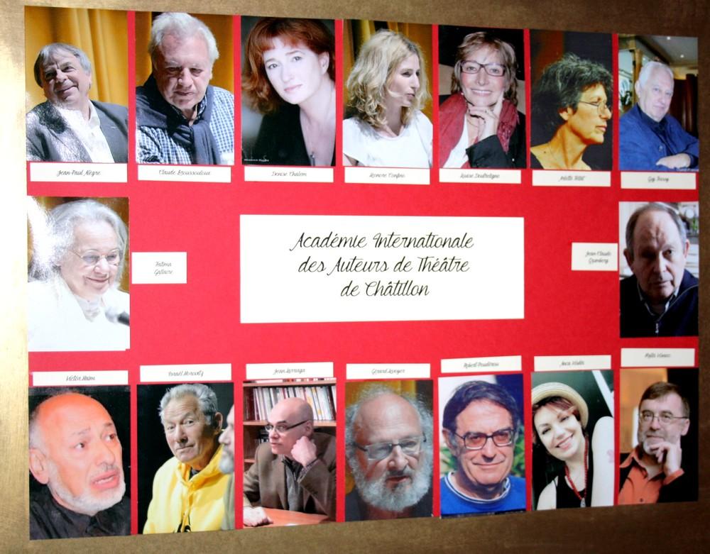 Auteurs de Châtillon-Académie-2015