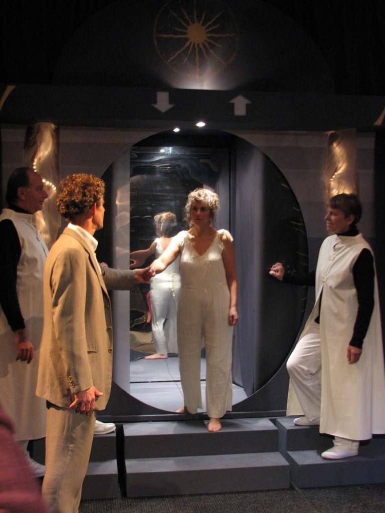Hôtel des deux mondes - De Eric-Emmanuel Schmitt - Théâtre du Torrent - Masque d'Or 2007
