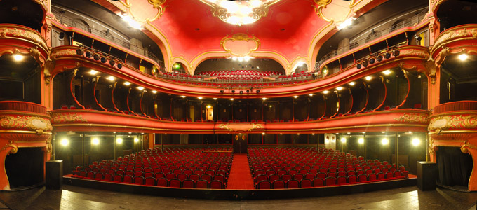 Théâtre du casino Aix les bains