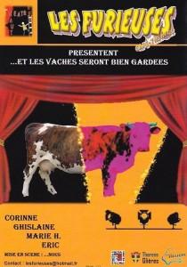 Et les vaches seront bien gardées-Les Furieuses 2016