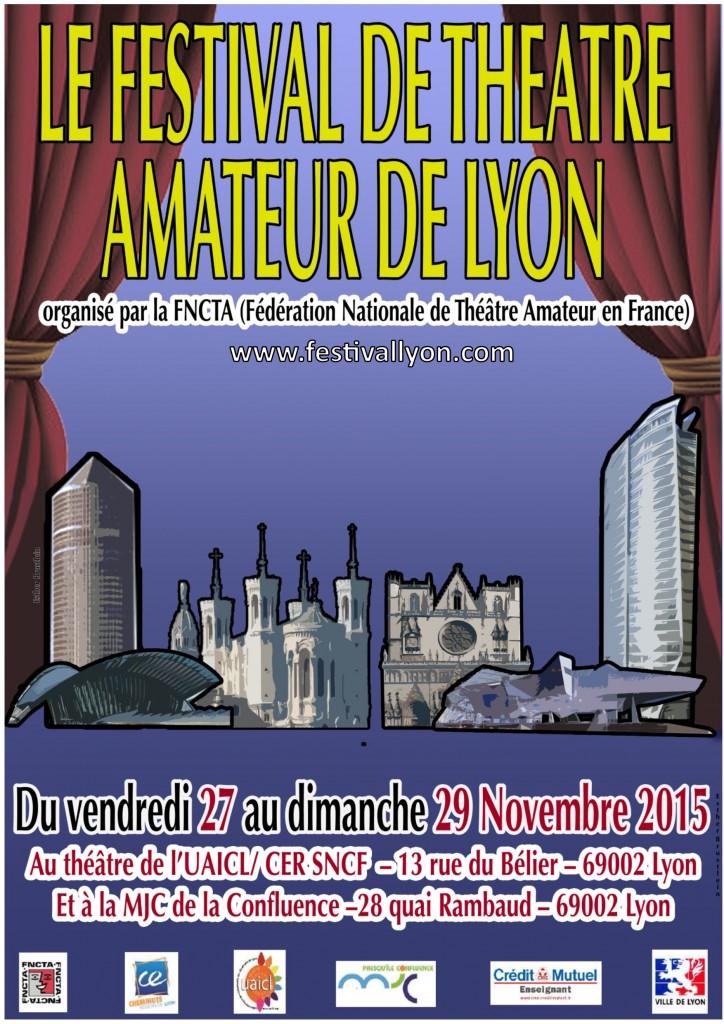 Festival de Lyon 28 oct 15
