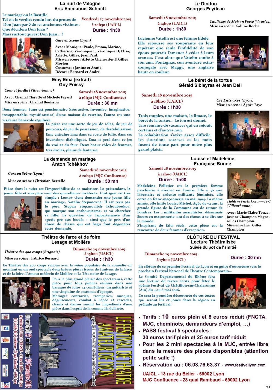 Festival de lyon-Programme V6-x1000