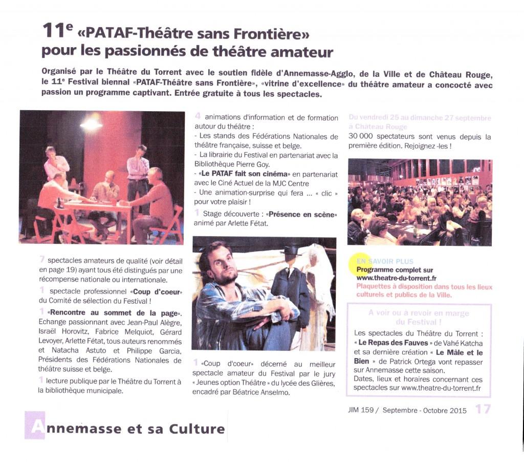 J.I.M. PATAF 2015-C