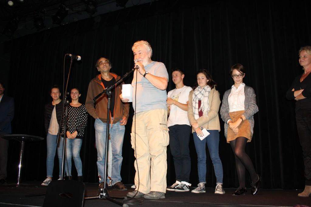 Comédien et metteur en scène du Marionnettiste de Lodz. Prix jury Lycéens