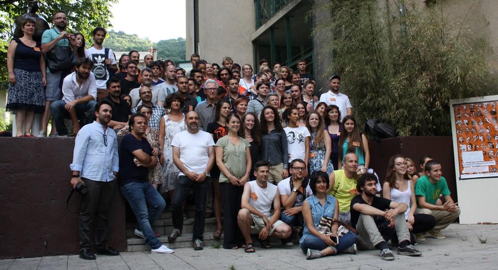 Festival jeunes comédiens Shakespeare 2015 Ardèche