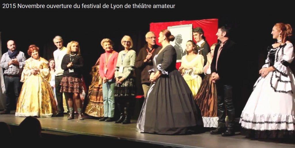 Festival Lyon ouverture video