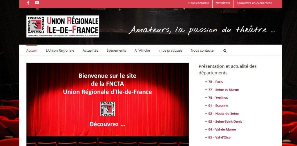 Site Fncta Ile de France Nov 2015
