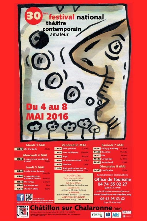 CHATILLON 2016 Affiche Officielle 23-03-16