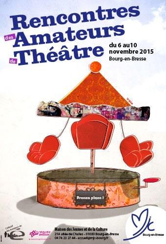 Rencontres des amateurs de théâtre de Bourg en Bresse 2015-B
