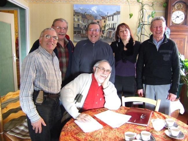 Le Comité d'organisation en 2009