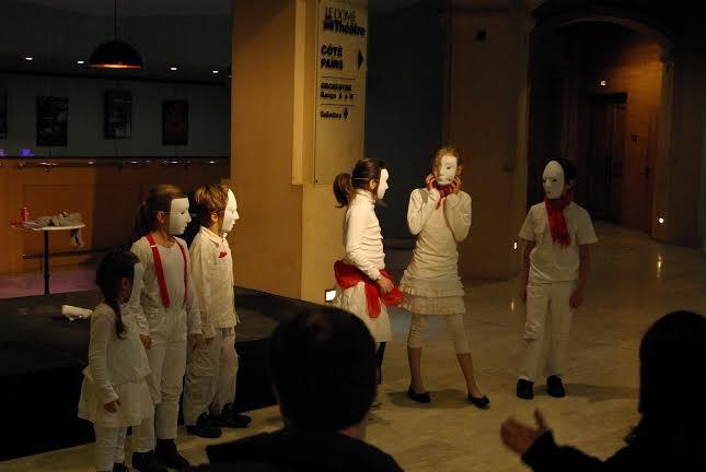Ateliers jeunes comédiens 2013