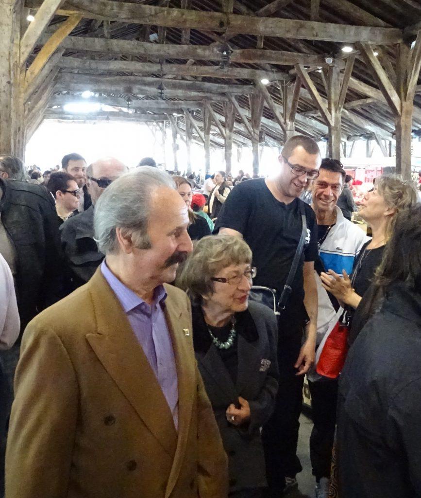 Festival Chatillon 2016-Au marché-