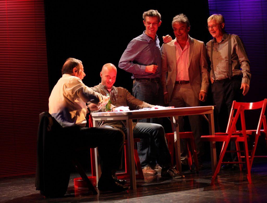 Le mâle et le bien - Poker- Avignon 2