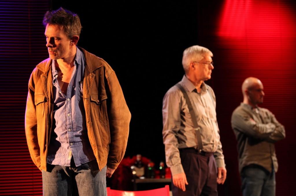 Le mâle et le bien - Trio- Avignon 3