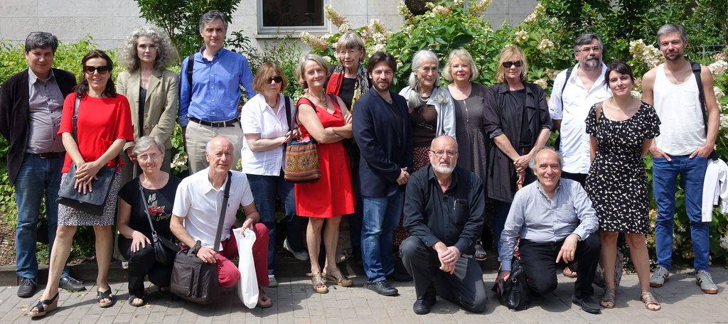 Journées des auteurs de théâtre Lyon 2016