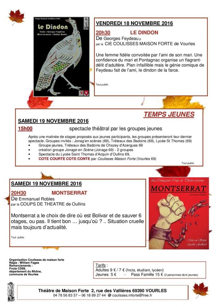 Les Automnales de Vourles-C-Programme-2016.