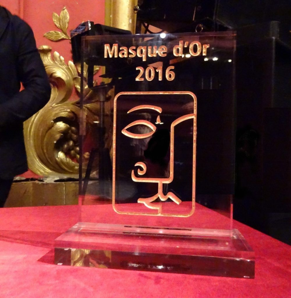 Masque d'Or-2016-A