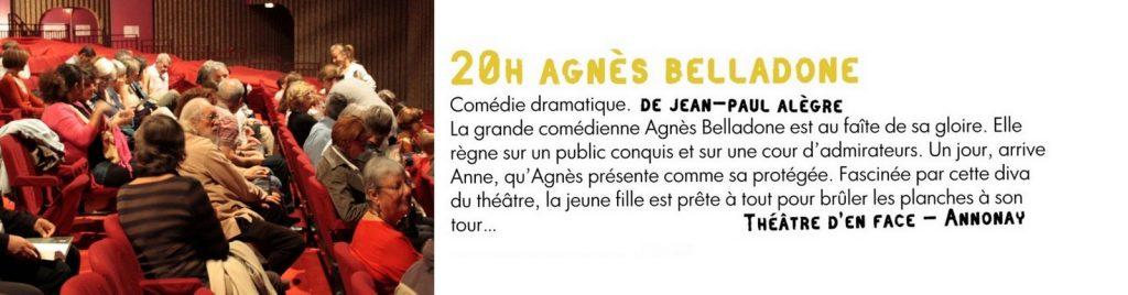 Présentation Agnès Belladone