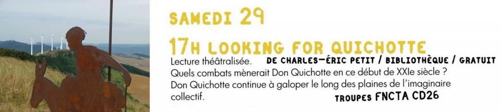 Présentation Quichotte