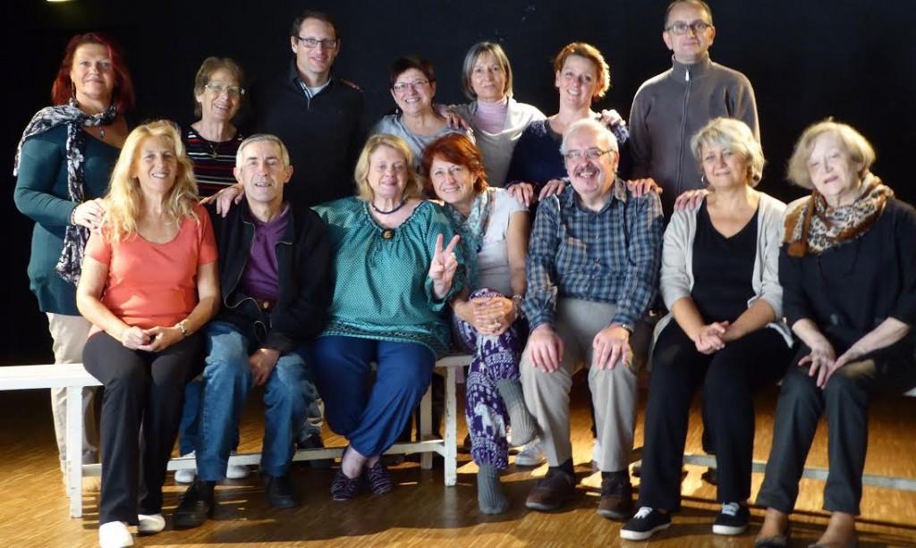 Stage Etats et émotions Octobre 2016 Rhône
