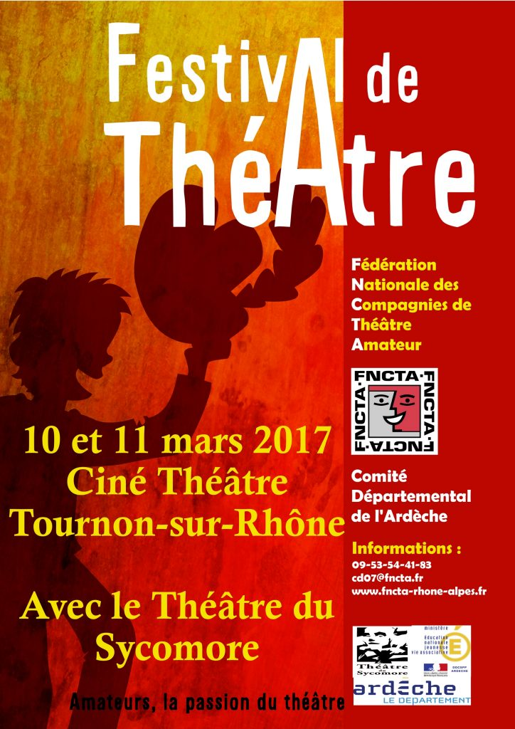 Affiche Rencontres Nord 2017 - mod