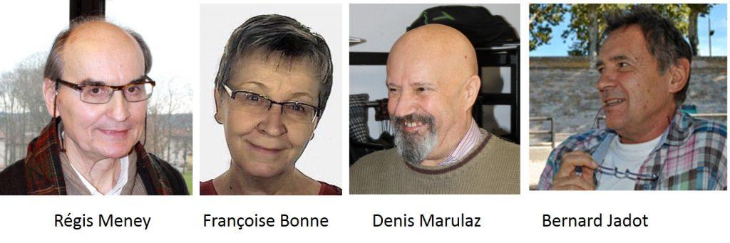 Auteurs de théâtre Journée Comédiens du Rhône 2017