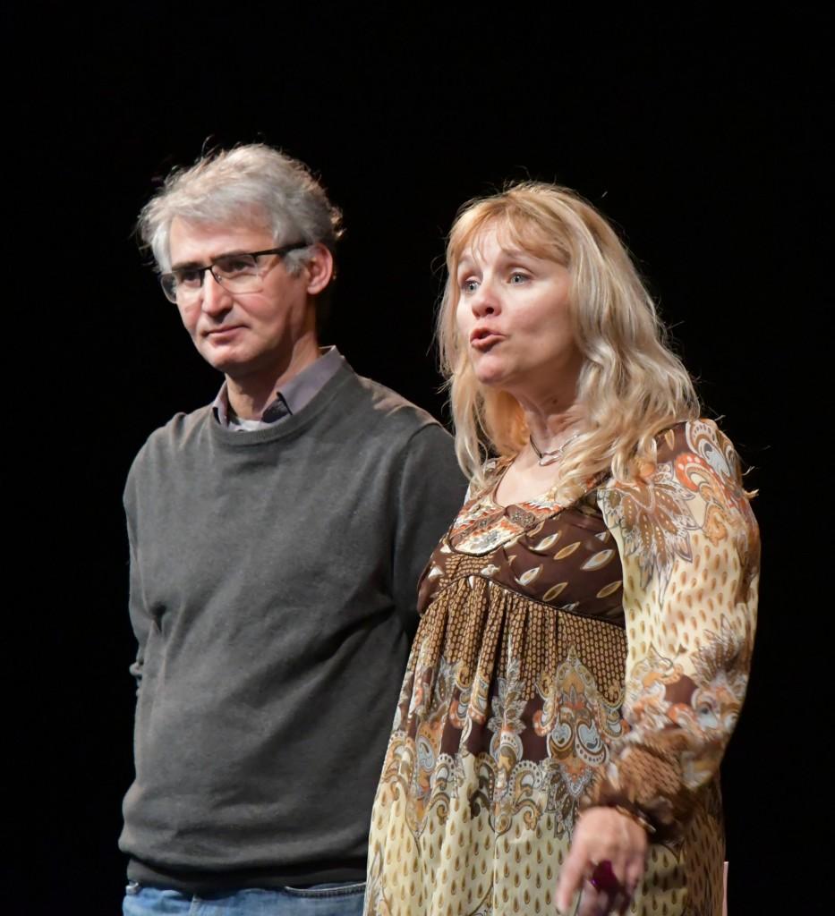 2017 01 21 Journée du comédien-Rhône-Agnès et Mohammed