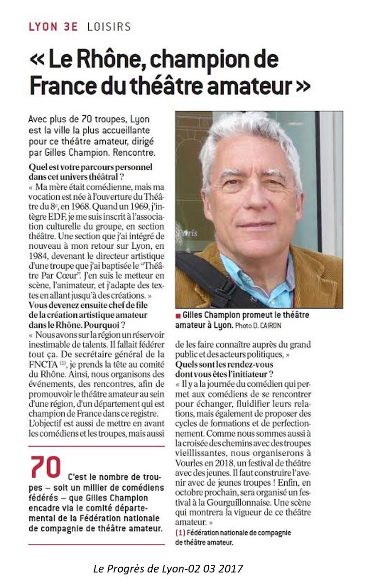 Article sur Gilles Champion, Le Progrès de Lyon-02 03 2017-C.jpg