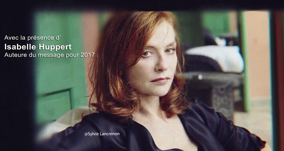 Isabelle Huppert-Photo Sylvie Lancrenon