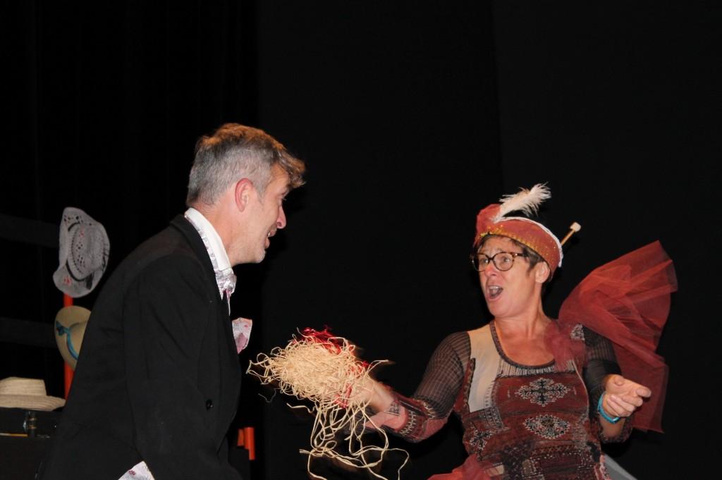 Théâtre du Graal. Un chapeau de paille d'Italie. De Labiche. 2016