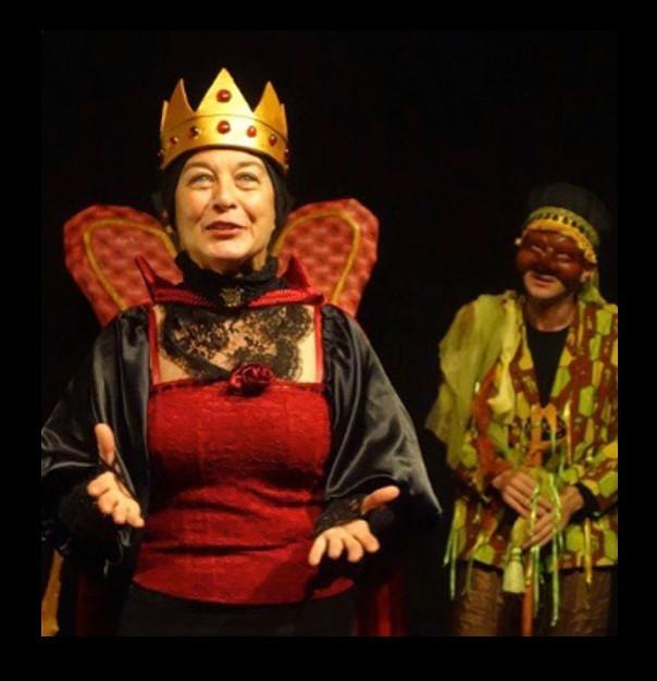 Echec à la reine-Festival Théâtre en Automne 2015
