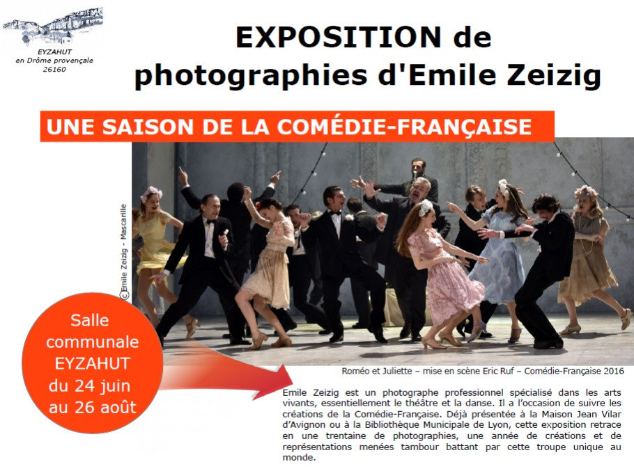 Expo photos de Emile Zeizig mascarille.com