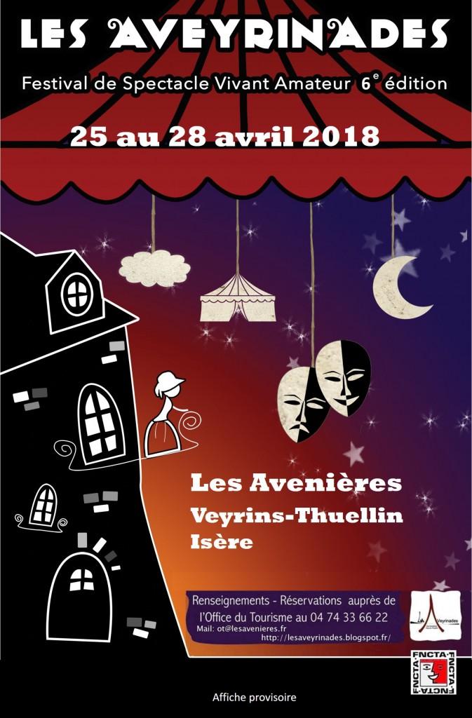 LES AVEYRINADES Affiche provisoire 2018-A
