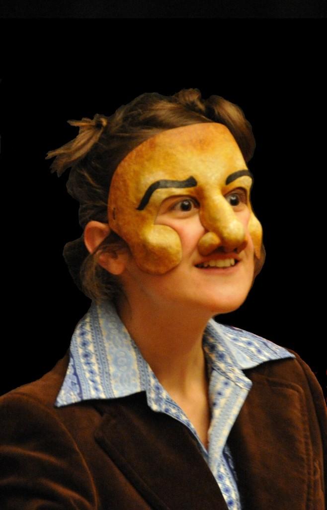 Masque intermède Festival 6