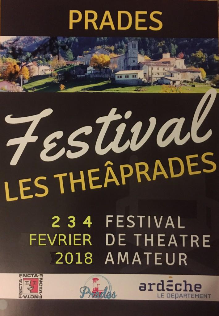 Affiche Théâprades