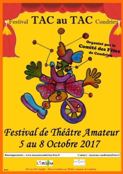 FESTIVAL TAC AU TAC Condrieu 2017