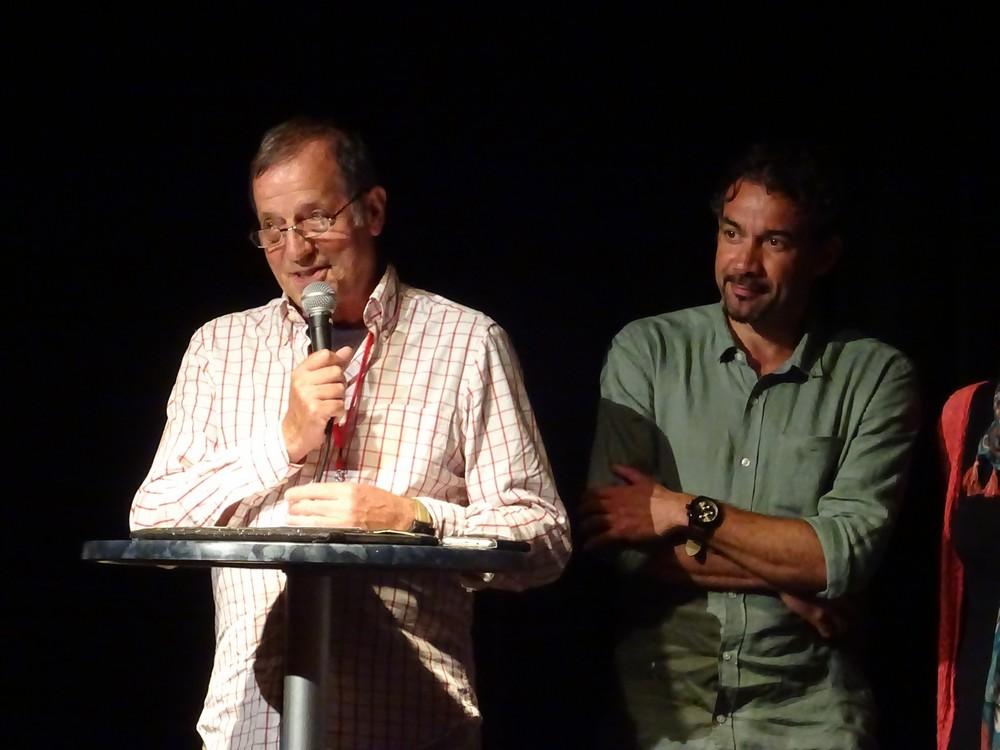 Jean-Louis Chevallier et Nabil Louaar