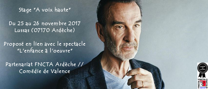 Stage comédie de Valence