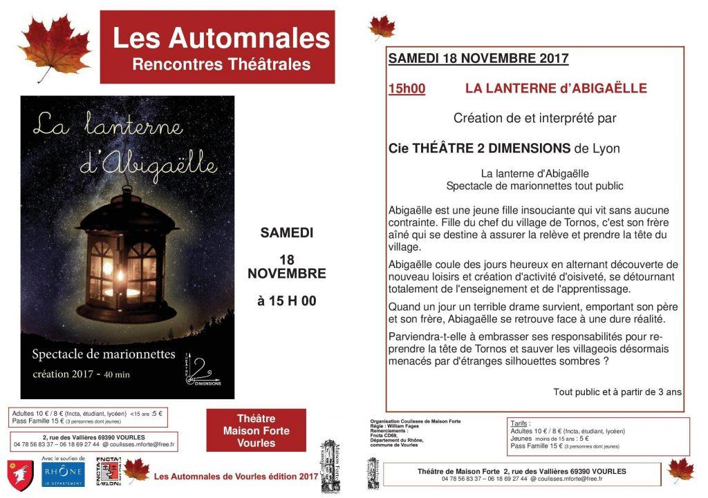 AUTOMNALES DE VOURLES - Abigaelle Sam18 Nov-10 11 17