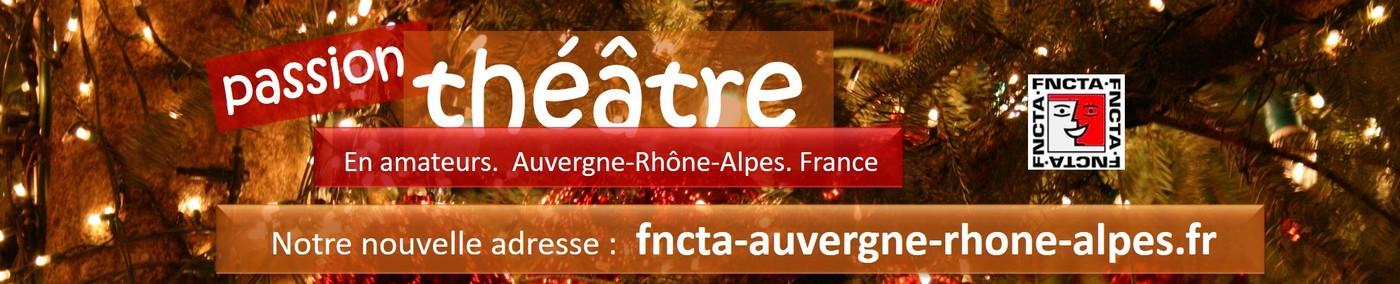 Théâtre amateur en Auvergne-Rhône-Alpes